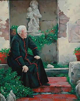Contemplation by Victor Mordasov