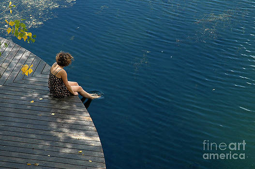 Contemplative  by Tina Osterhoudt