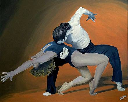 Contemporary Dance by Hussein El Kaissy