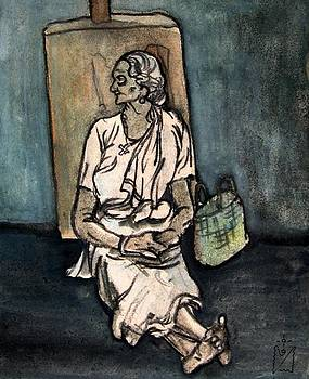 Contemporary Indian Artists Series by Prince Babu