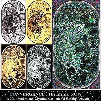 CONVERGENCE The Eternal Now by Maria Celeste Garcia
