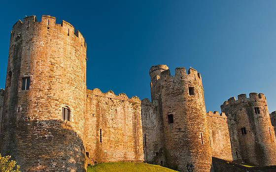 David Ross - Conwy Castle
