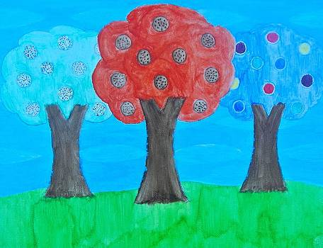 Artists With Autism Inc - Cookie Tree