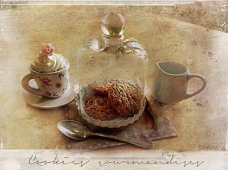 Barbara Orenya - Cookies gourmandises