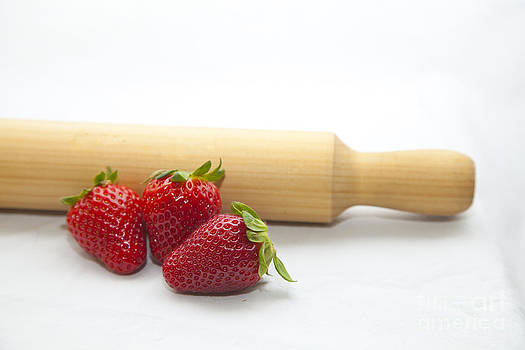 Cooking with Strawberries by Serene Maisey