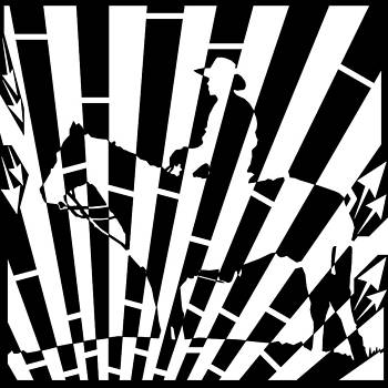 Cool As a Cowboy Maze  by Yonatan Frimer Maze Artist