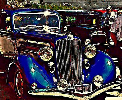 Cool Blue Classic by Stanley Funk