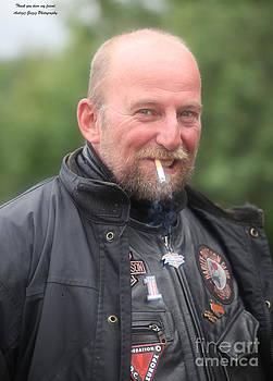 Cool guy from Holland . by  Andrzej Goszcz