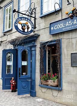 Mel Steinhauer - Cool In Quebec