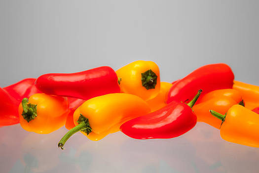 Cool Peppers by Mason Resnick