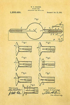 Ian Monk - Coolidge X-Ray Tube Patent Art 1913