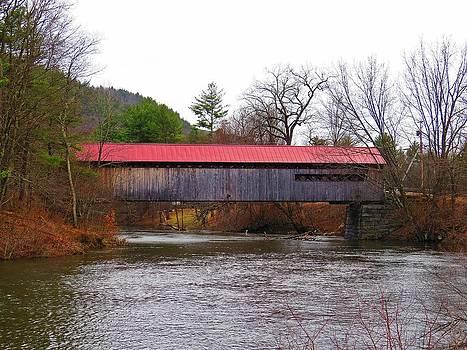 MTBobbins Photography - Coombs Bridge Over The Ashuelot River