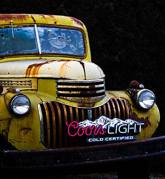 Coors Light by Melodie Douglas