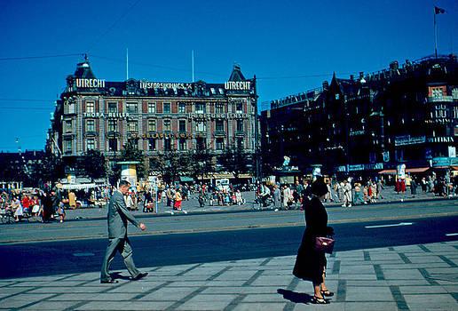 Copenhagen Denmark 1953 by Cumberland Warden