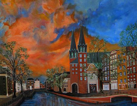 Copenhagen by Ken Caffey