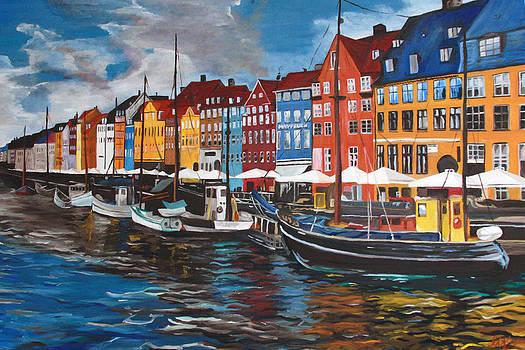 Copenhagen by Molly Ricks