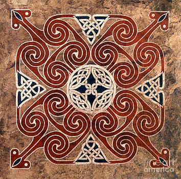 Copper Knot by Cari Buziak