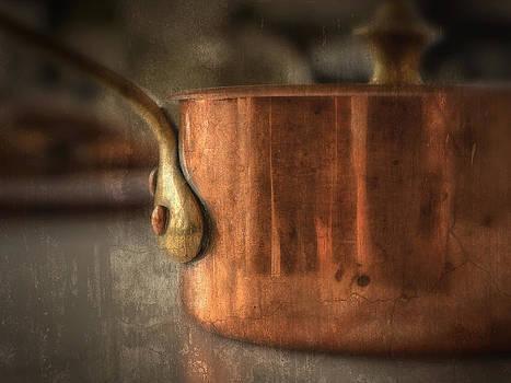 Dennis James - Copper Pot