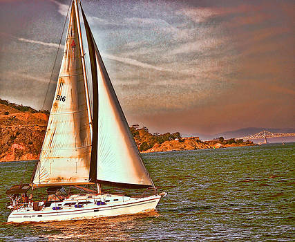 Joe Bledsoe - Copper Sails