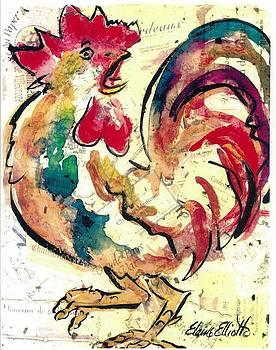 Coq au Vin by Elaine Elliott