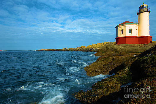 Adam Jewell - Coquille River Lighthouse