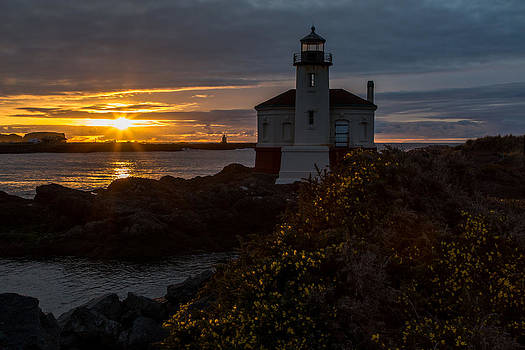 John Daly - Coquille River Lighthouse