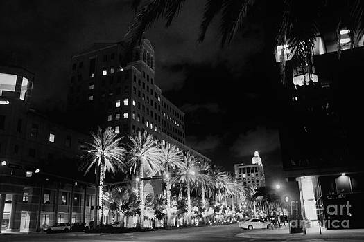 Coral Gables Night Light by Keri West
