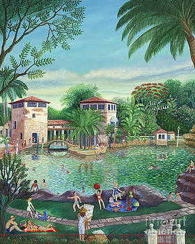 Coral Gables Venetian Pool by Colette Raker