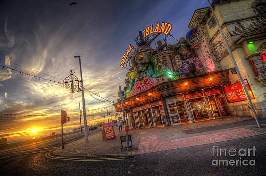 Yhun Suarez - Coral Island - Blackpool
