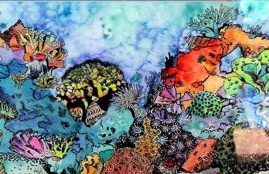 Susan Duxter - Coral Reef