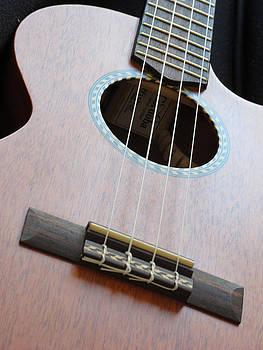 Cordoba Ukulele by Keith May