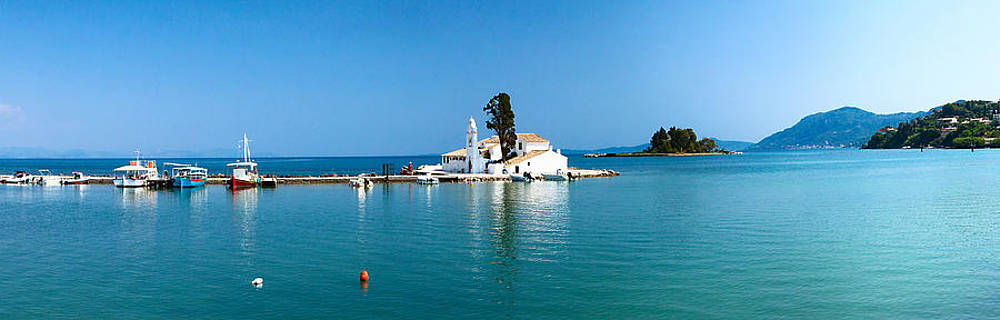 Corfu is a Wonderful Paradise by Viacheslav Savitskiy