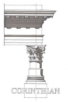 Corinithian Order by Calvin Durham