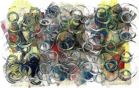 Corks and BottleCaps by Lesley Fletcher