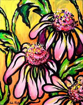 Nada Meeks - Corn Flowers