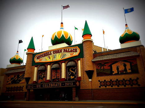 Corn Palace by Carrie Putz