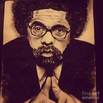 Cornel West by Miss Kitoko