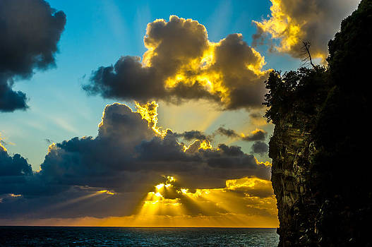 Corniglia Sunset by Jed Smith