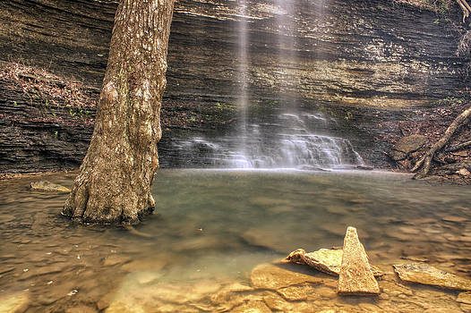 Jason Politte - Cornelius Falls Basin - Heber Springs Arkansas