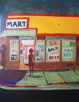 Corner Market by James Christiansen