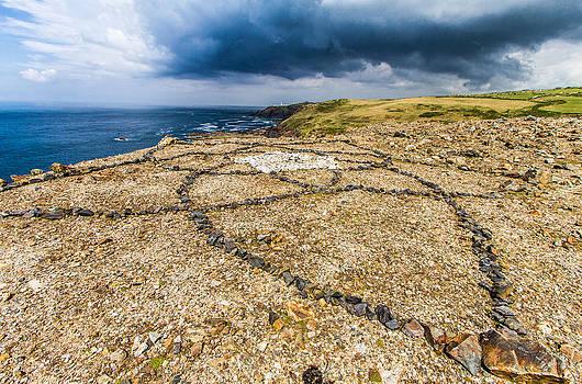 Cornish Coast by Simon Conisbee