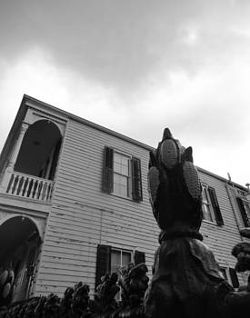 Cornstalk Hotel in New Orleans by Louis Maistros