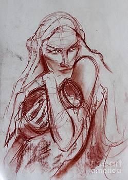 Cornucopia  by Victoria  Tekhtilova