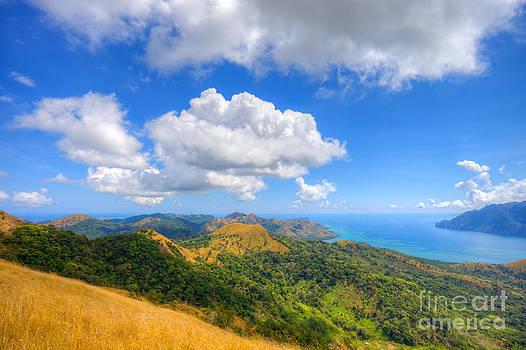 Fototrav Print - Coron island landscape