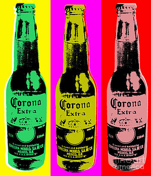 Corona beer by Jean luc Comperat