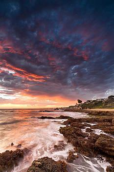 Corona Sky by Micah Dimitriadis