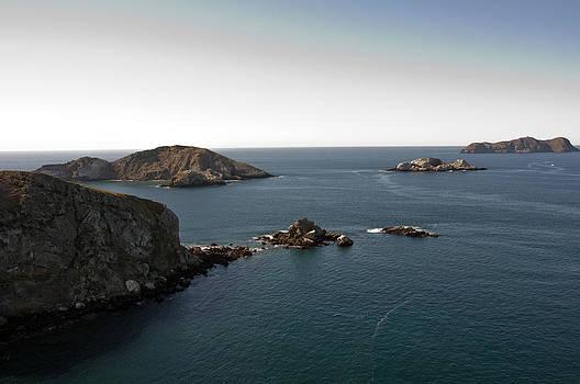 Coronado Islands by Greg Amptman