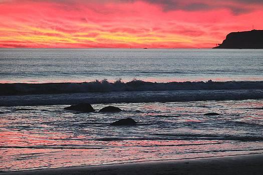 Coronado Sunset by Murad Abel