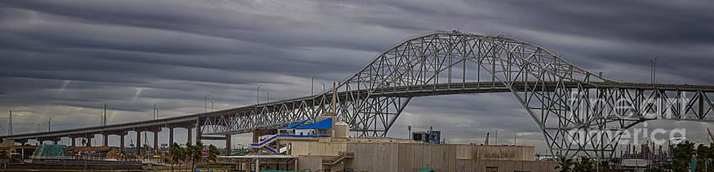 Corpus Christi Bridge by Jeremy Linot