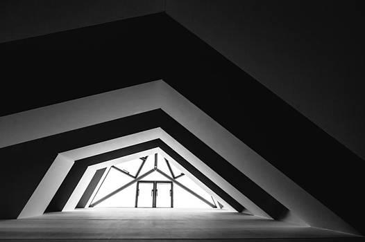 Corridor by Tomas Hudolin